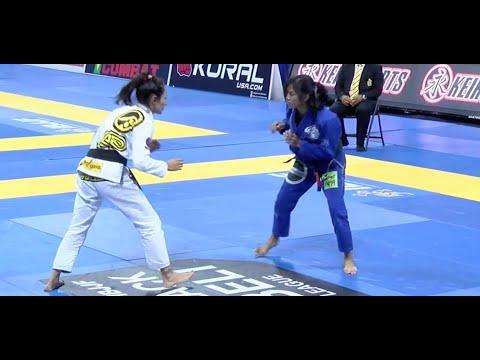 Gezary Matuda VS Kristina Barlaan / World Championship 2016