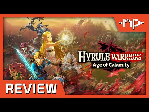 Hyrule Warriors Age Of Calamity Review A True Action Adventure Noisy Pixel