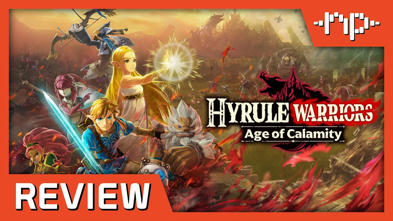 Hyrule Warriors Age Of Calamity Review A True Action Adventure News Break