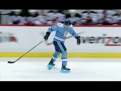 Sidney Crosby Footwork
