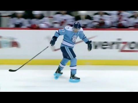 Sidney Crosby Footwork