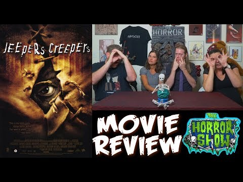 """Jeepers Creepers"" 2001 Creature Horror Movie Review – The Horror Show"
