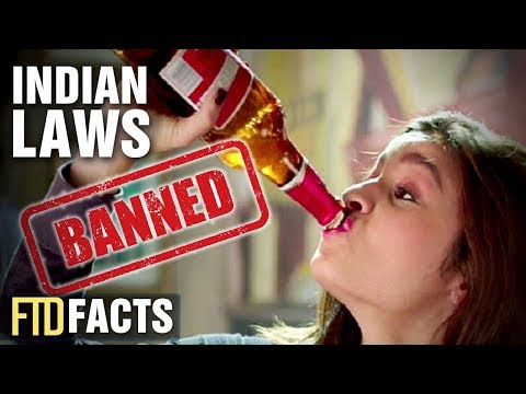 10 Strangest Laws In India