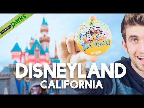 El primer parque DISNEY del mundo | Disneyland Park California