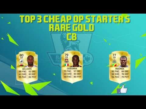 FIFA 16 STARTERS!! OVER POWERED PLAYERS!!! (OP) ( BARCLAYS EDITION) BPL!!! [ PC / XBOX /PS ] [HD]