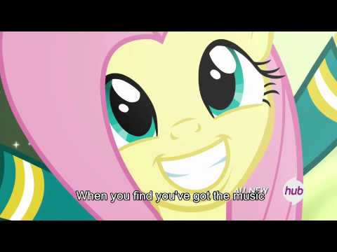 Find the Music in You Fluttershy Reprise [ With Lyrics ] - My Little Pony : Friendship is Magic Song