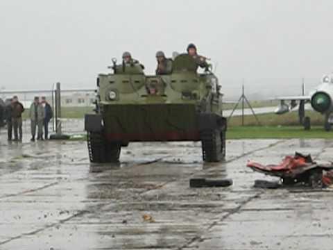 OT-62/TOPAS (BTR-50) dynamic presentation