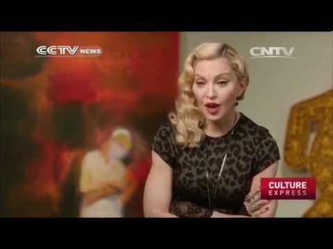 Madonna Credits Her Fitness Regime After BRIT Fall