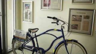 Pedal to find your dream home with Google Maps Free HD Video