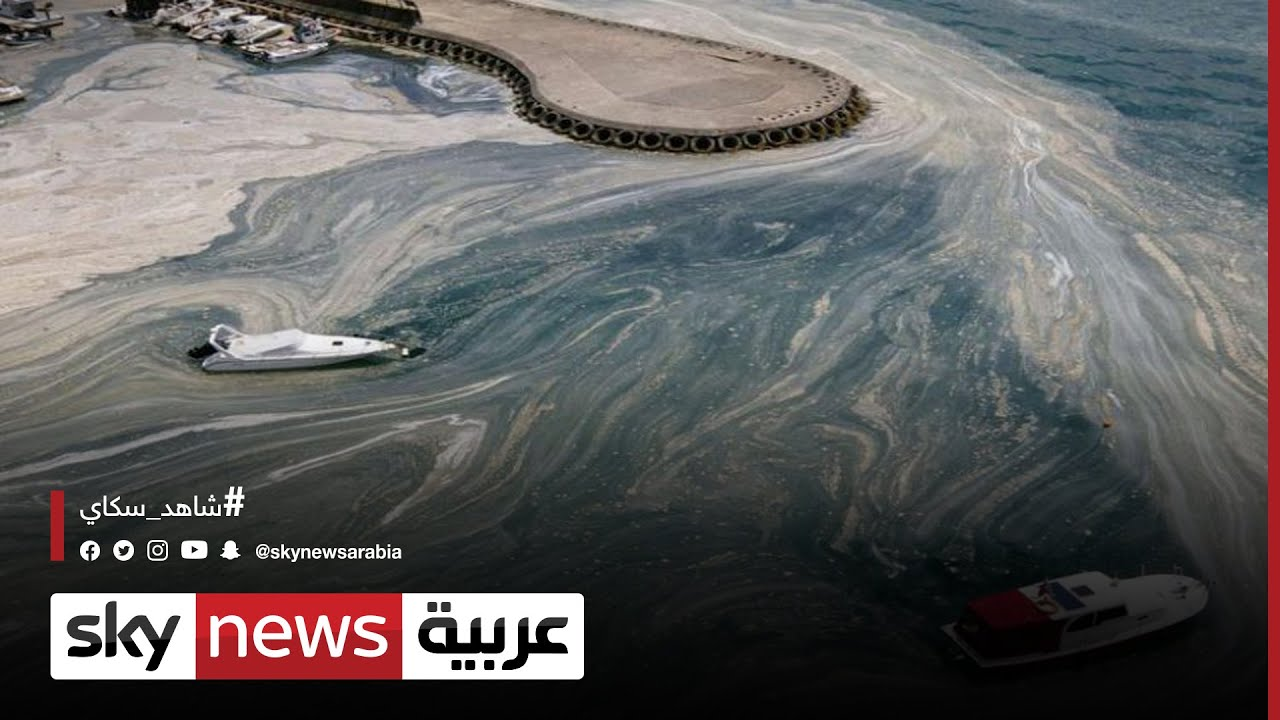 تركيا: التلوث يغطي مساحات شاسعة من بحر مرمرة|#مراسلو_سكاي  - نشر قبل 10 ساعة