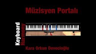 Keyboard Harmony - Akor Oluşumları