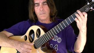 Mysterious Barricades - Couperin - Michael Chapdelaine - Guitar - Steel String