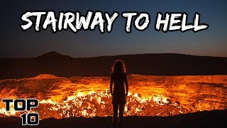 Top 10 Scary Places On Earth You Should Never Visit
