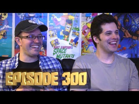 Episode 300 Special - Double Dragon 2 Against Each Other - James & Mike Mondays