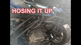 LS13 Project | Part 7 | Fuel system, Driveline and Trans cooler