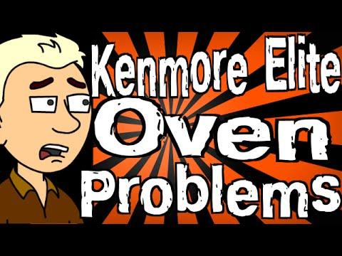 Kenmore Elite Oven Problems