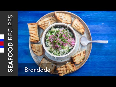 Brandade - Spread Of Salted Fish, Potatos And Garlic | Recipe
