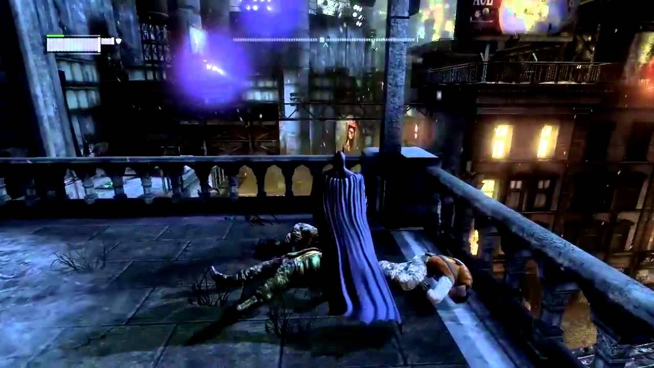 Batman: Arkham City - Walkthrough Part 18 (Gameplay ...