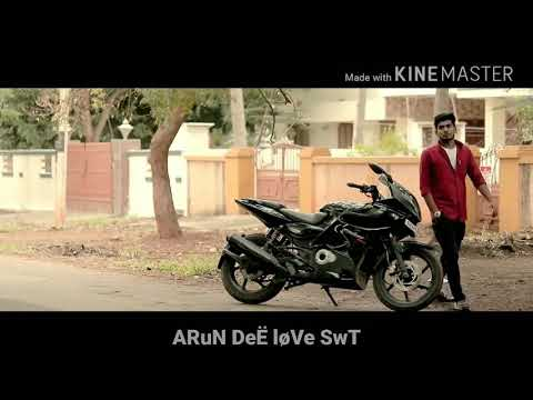 Lovely song 🎶yenna kolla vantha pulla 👇 ARuN DeE løve SwT //Like     Comment and Subscribe👇