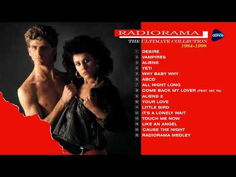 Radiorama  - The Ultimate Collection (1984 -1998)
