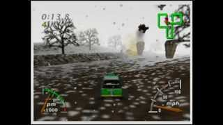 Monster Truck Madness N64 gameplay