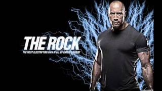 "WWE - The Rock Theme Song ""Is Cooking"" V2 (HEEL THEME)"