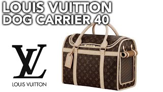 Unboxing | Louis Vuitton Dog C…