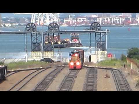 NYNJ Railroad Bay Ridge Float & Barge