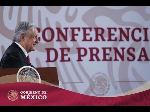 #ConferenciaPresidente | Lunes 11 de marzo de 2019