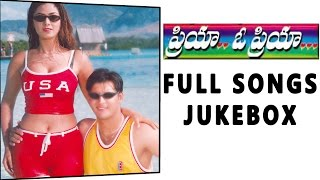 Priya O Priya Telugu Movie Songs jukebox || Naveen, Abbas, Simran