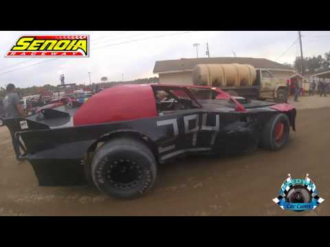 #294 John Michael - Hobby - 11-12-16 - Senoia Raceway - In-Car Camera
