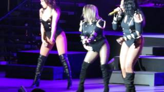 "Fifth Harmony ""Scared Of Happy"" Toronto, August 11th 2016"