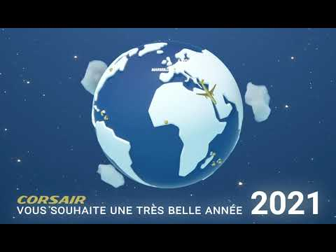 Voeux 2021 Corsair International