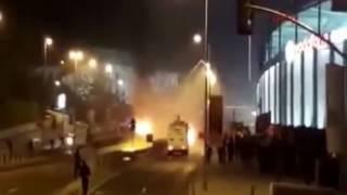 trkei istanbul zentrum mehrere explosionen in der innenstadt