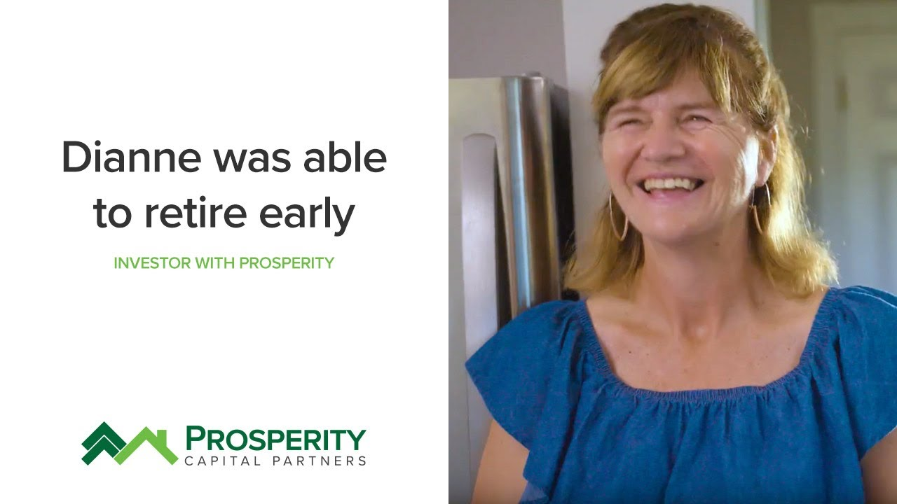 Dianne on how her investments have impacted her retirement