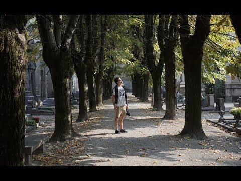 CRAZY CEMETARY IN MILAN ITALY