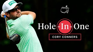 Corey Conners Makes Hole-In-One At The Masters