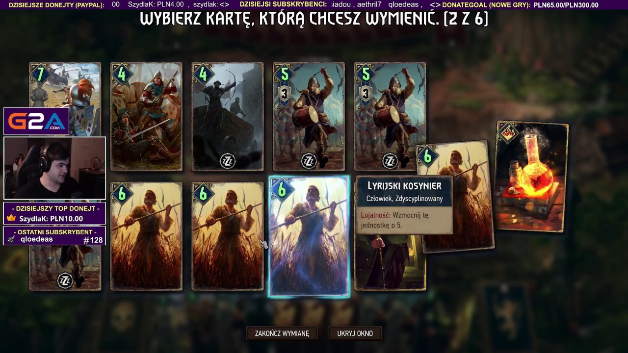 Wiejskie Wesele Thronebreaker The Witcher Tales 3 23102018