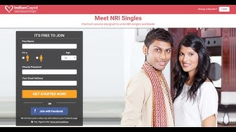 Meet NRI at Modern Dating Platform IndianCupid