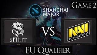 Dota 2 Team Spirit vs Na