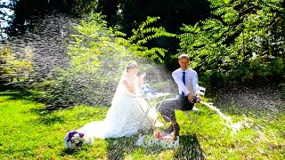 Осенняя Свадьба Богдан Виолетта