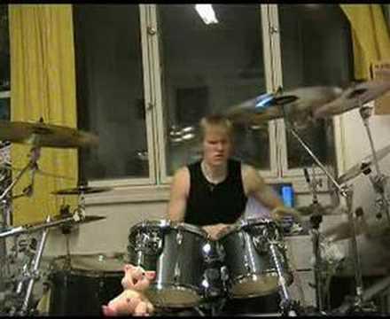 Metallica - Enter Sandman (Drums)
