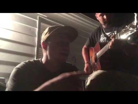 Kasper from the k!! Acoustic jam