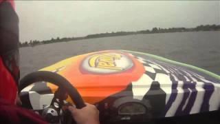 """Onboard Rival John """"crossy"""" Cross"""
