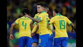 Copa America : Le Brésil termine en apothéose et remporte sa compétition !