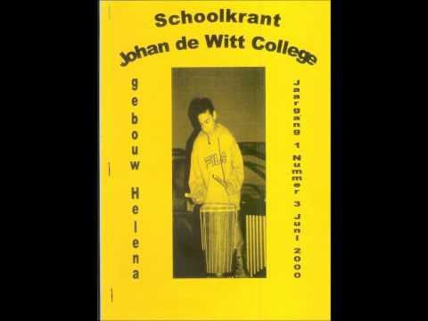 Johan de Wittcollege-HvD Den Haag 1991 - 2011