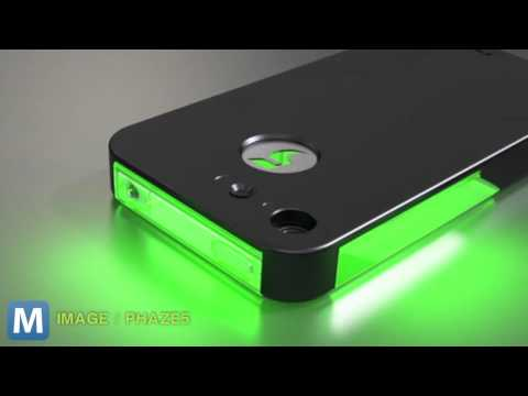 new products 18d82 d19d5 This iPhone Case Gives Alerts With an LED Light Show | Mashable ...