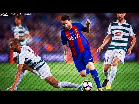Lionel Messi ● King of Dribbling ● 2017 Ep. 4