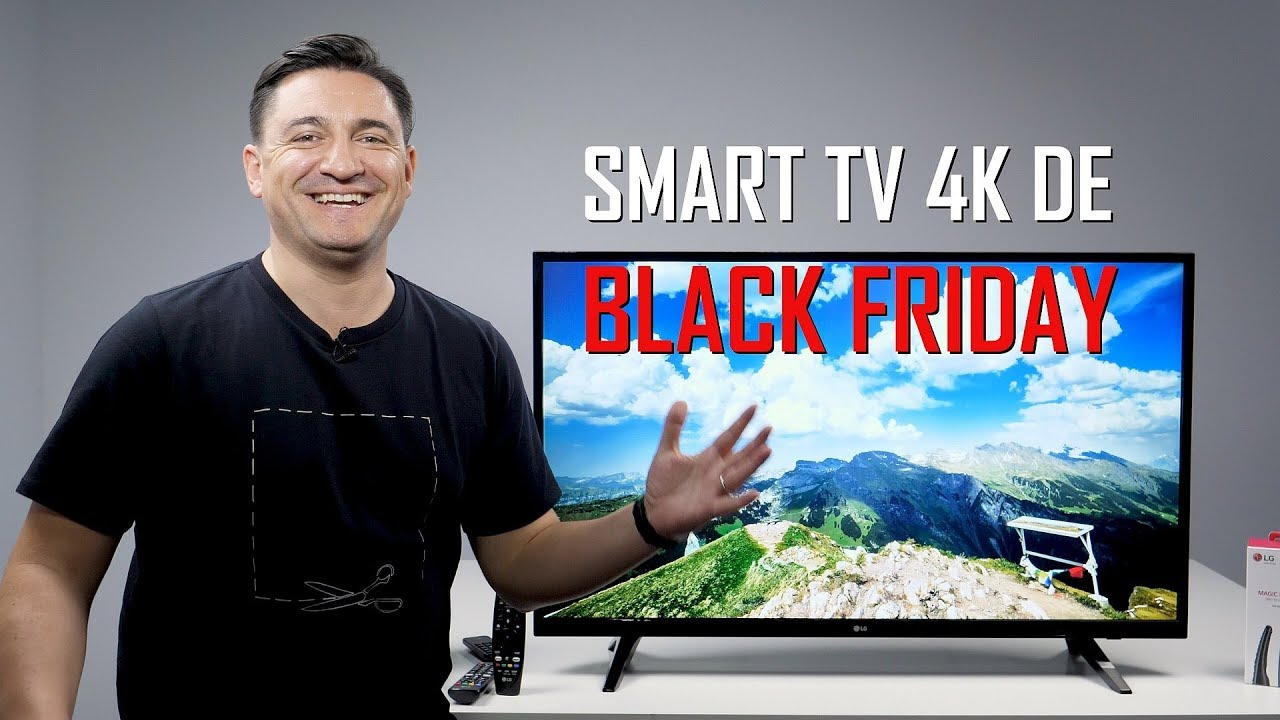 67d3ceabd UNBOXING & REVIEW - LG 43UJ620V - Poate cel mai accesibil Smart TV 4K de  Black Friday