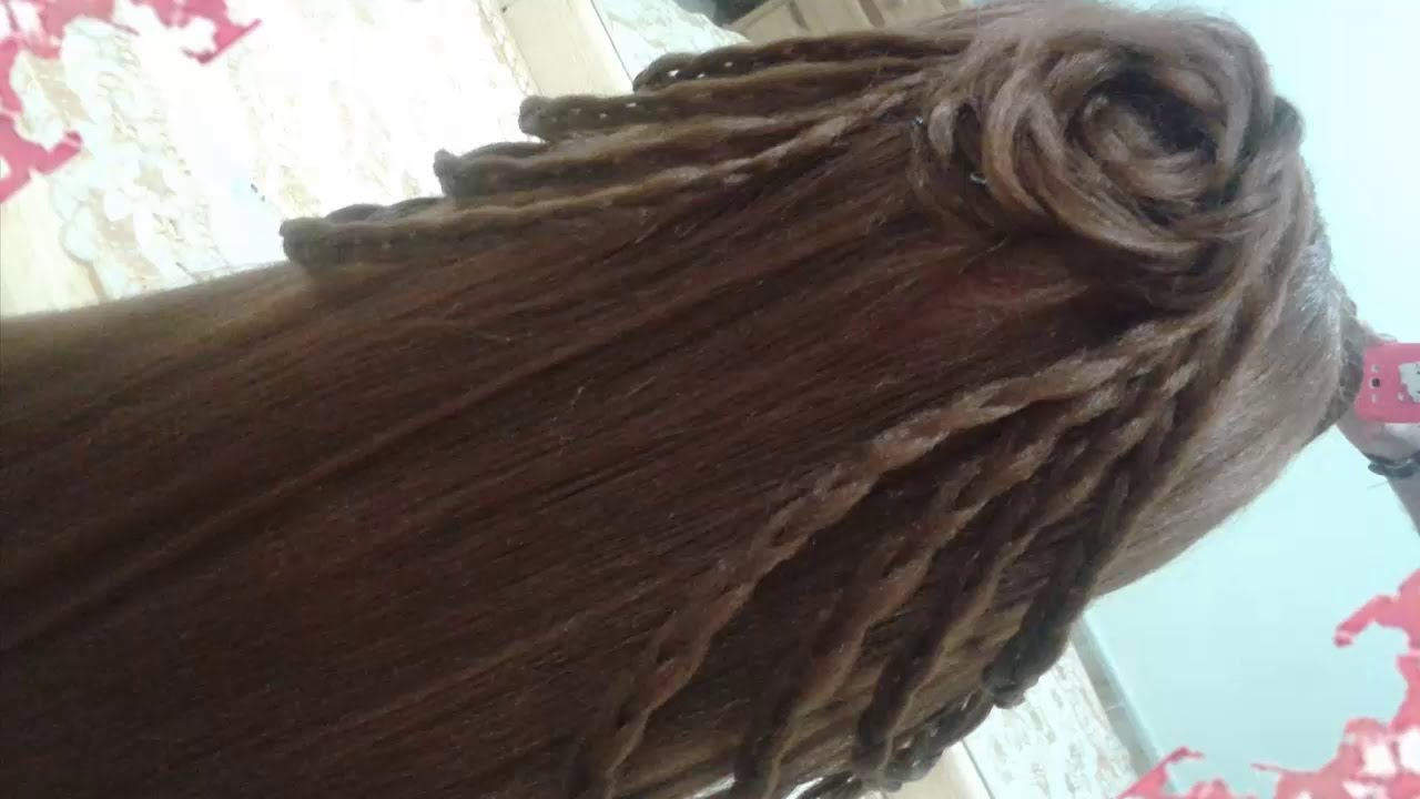Peinado De Nia Facil Awesome Free With Peinados Nia Faciles Paso A
